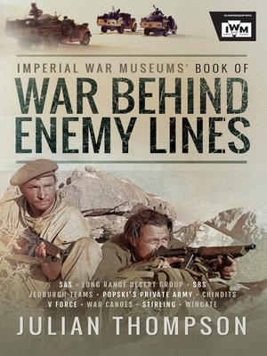 cover image of The Imperial War Museums' Book of War Behind Enemy Lines